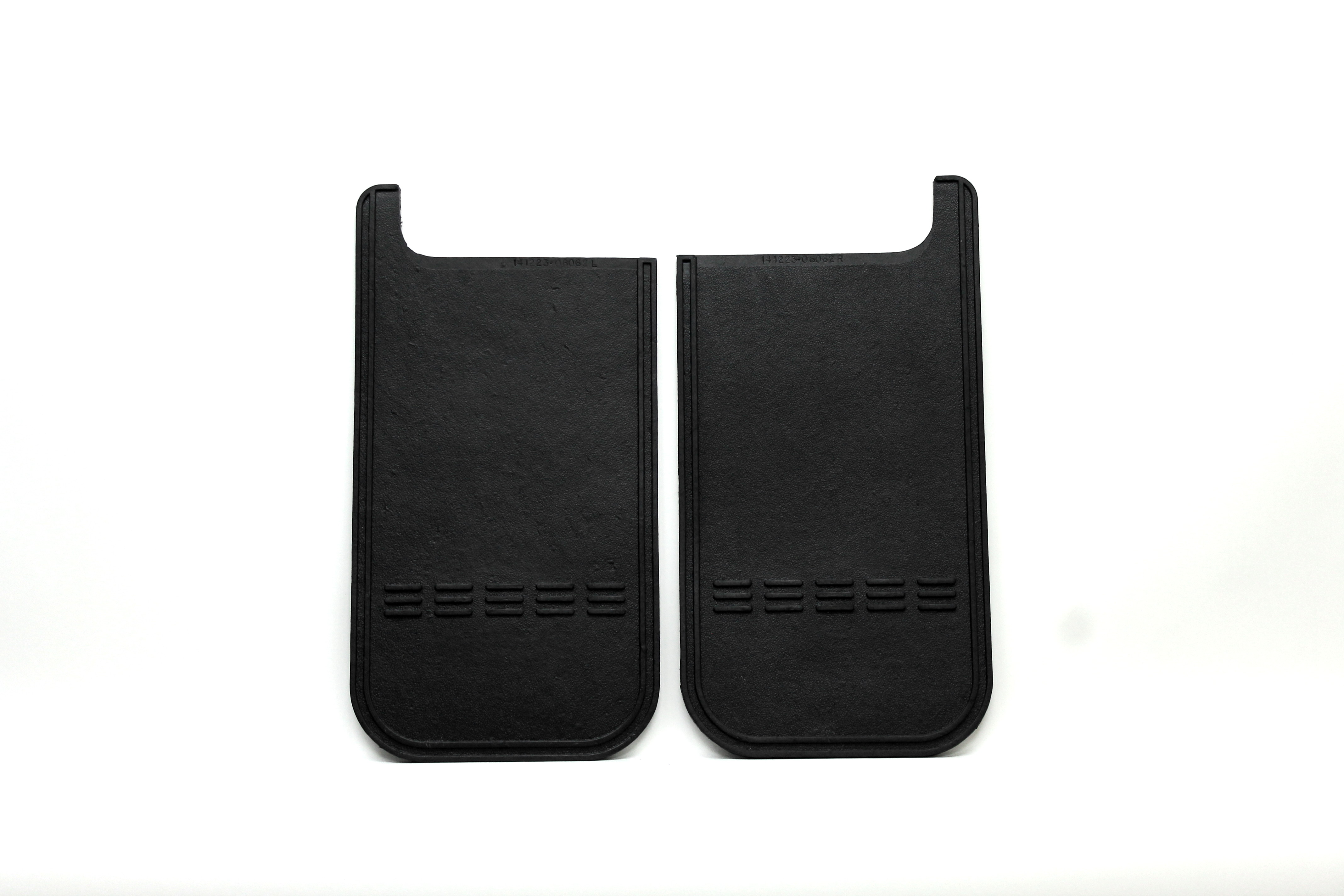 Universal  Universal Flaps – ( Textured Premium Rubber ) 1219BK