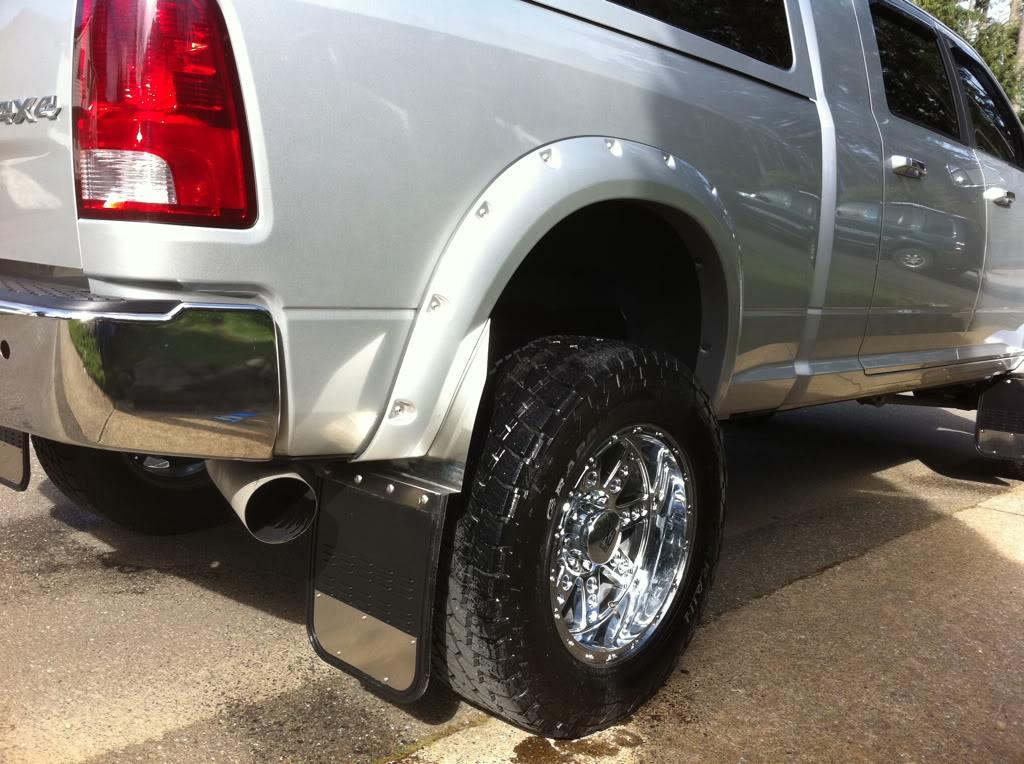 Dodge offset-C