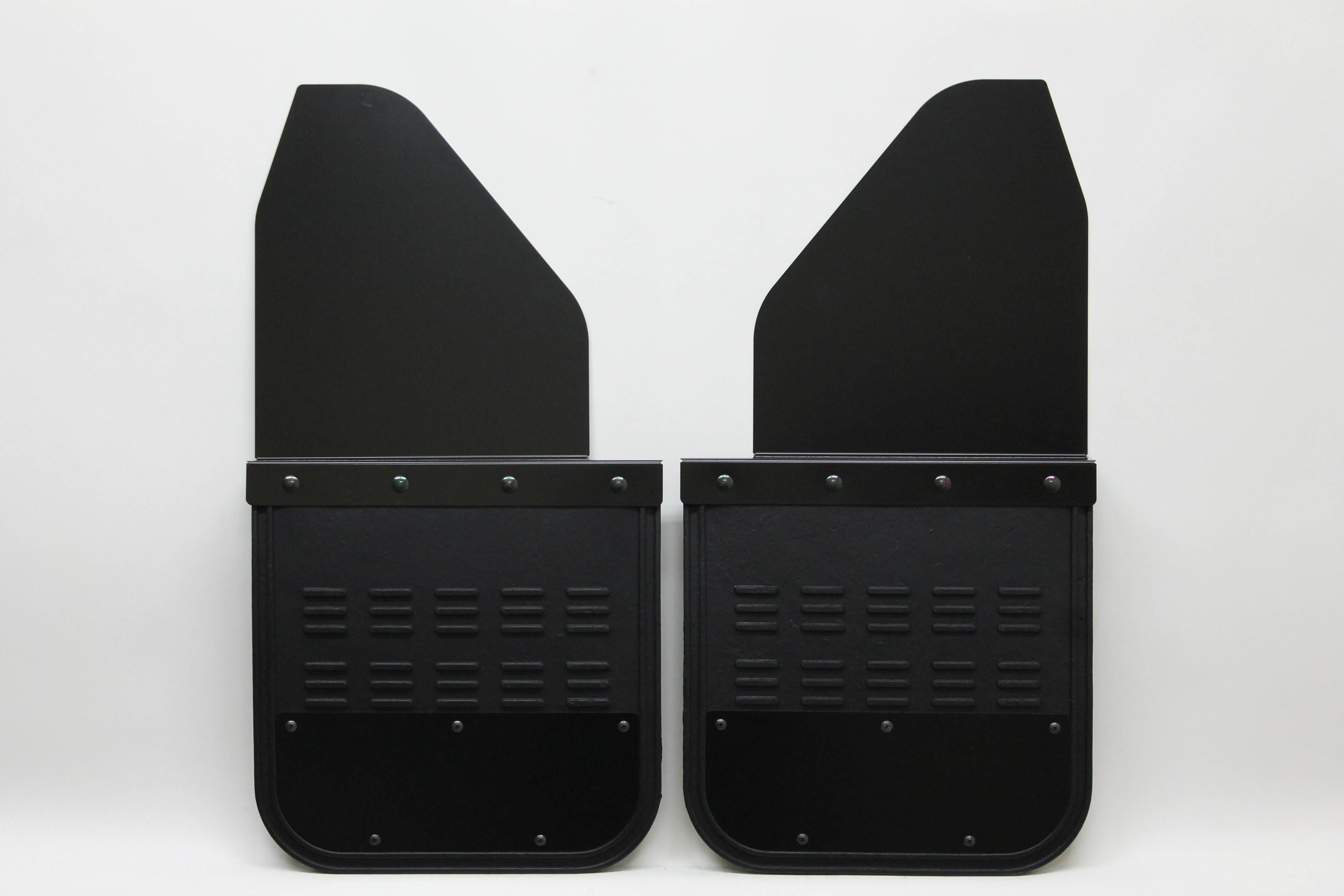 Lifted Truck Flaps w/ oversized tires Offset-BPC-14″